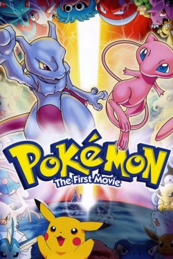 Pokemon the First Moviw